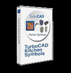 TurboCAD 3D Kitchen Symbols Pack