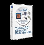 TurboCAD 3D Symbols Pack Bundle