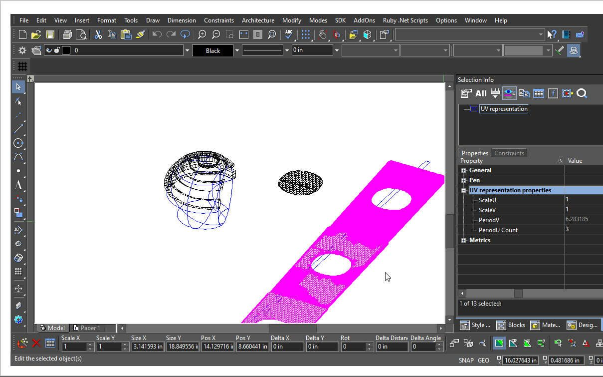3D Mapping Tools